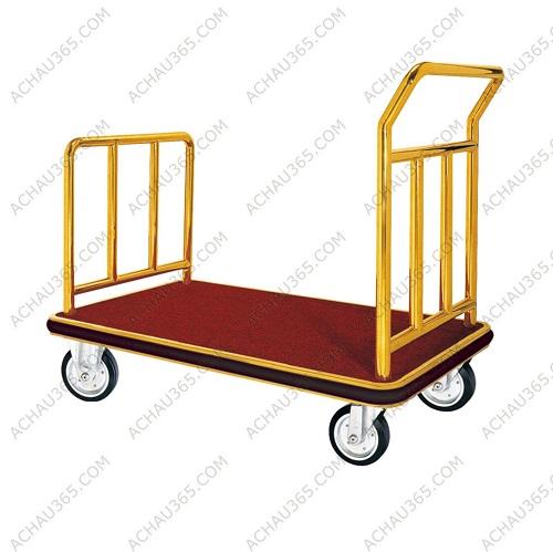 Xe đẩy hành lý khách sạn cao cấp kiểu chữ U