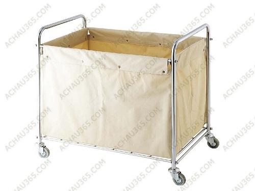 Xe thu gom đồ dơ trong trường học - bệnh viện-tiệm giặt ủi